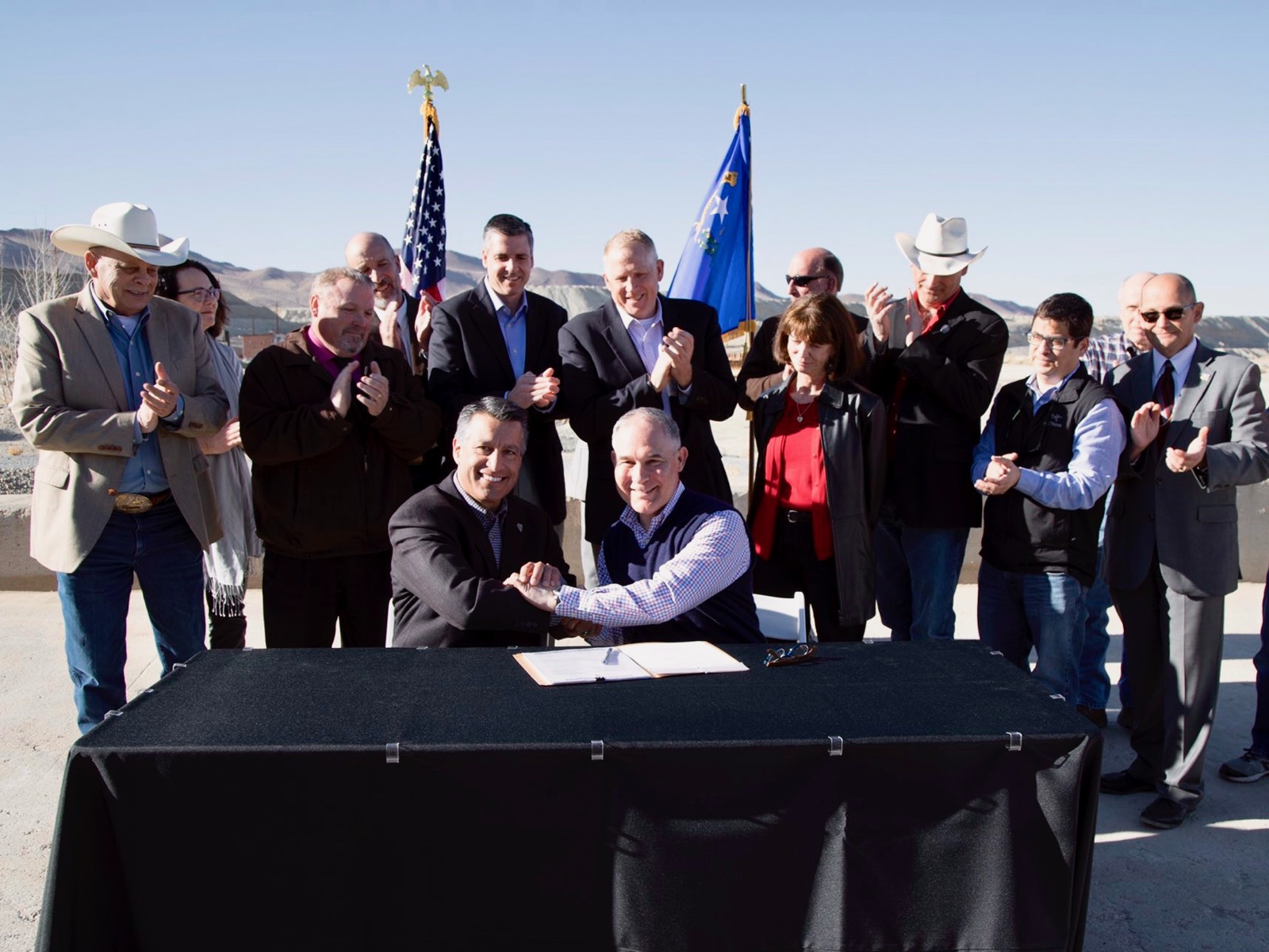 Another slap in the face in Nevada? Yerington Paiute Tribe slams lack of consultation