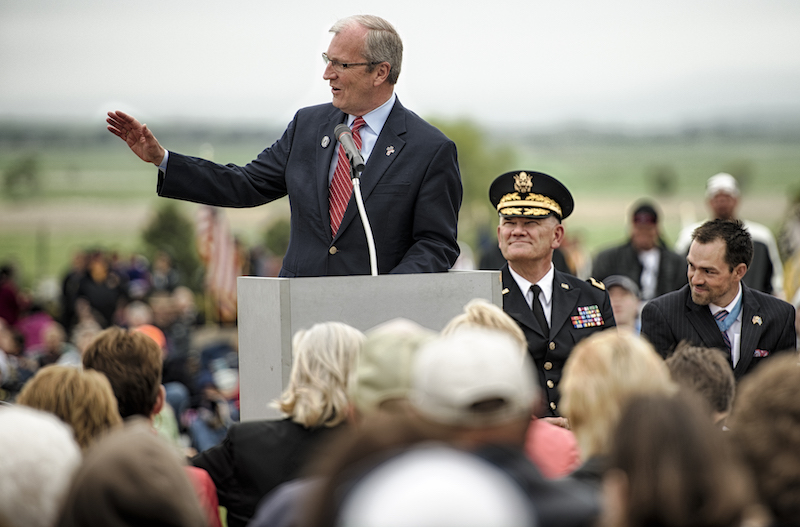 'She's a woman ... you know, a female': Rep. Kevin Cramer explains Sen. Heidi Heitkamp