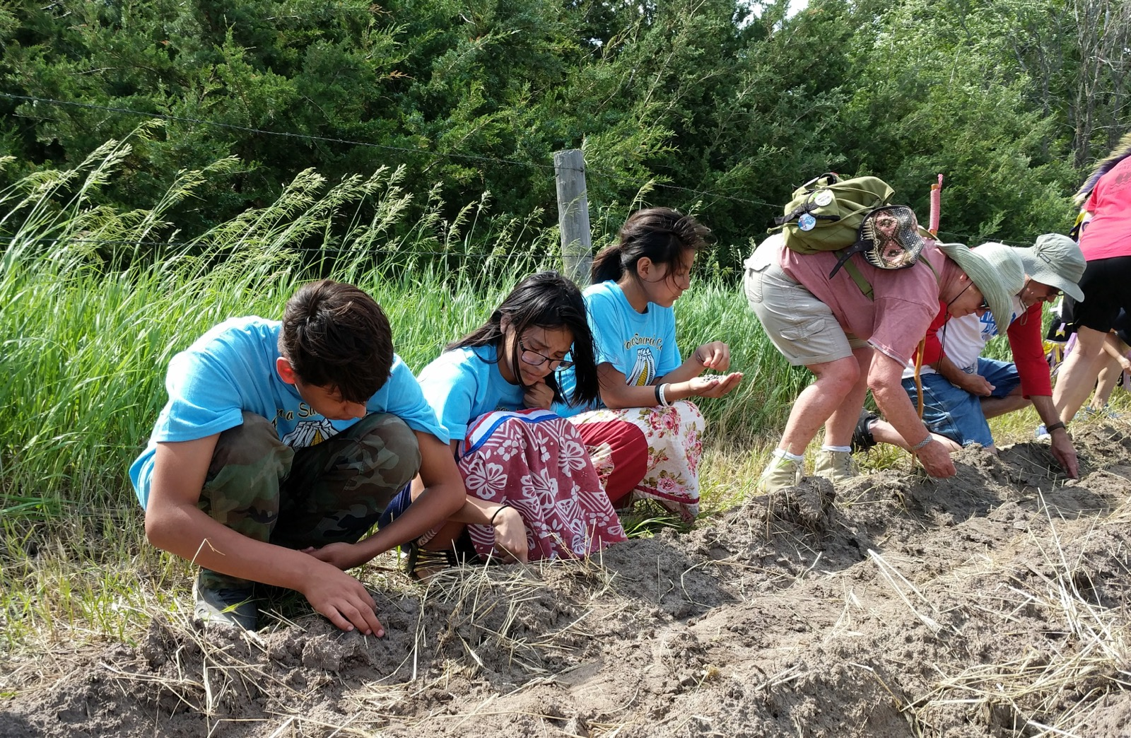 Ponca tribes reclaim ancestral land along Trail of Tears in