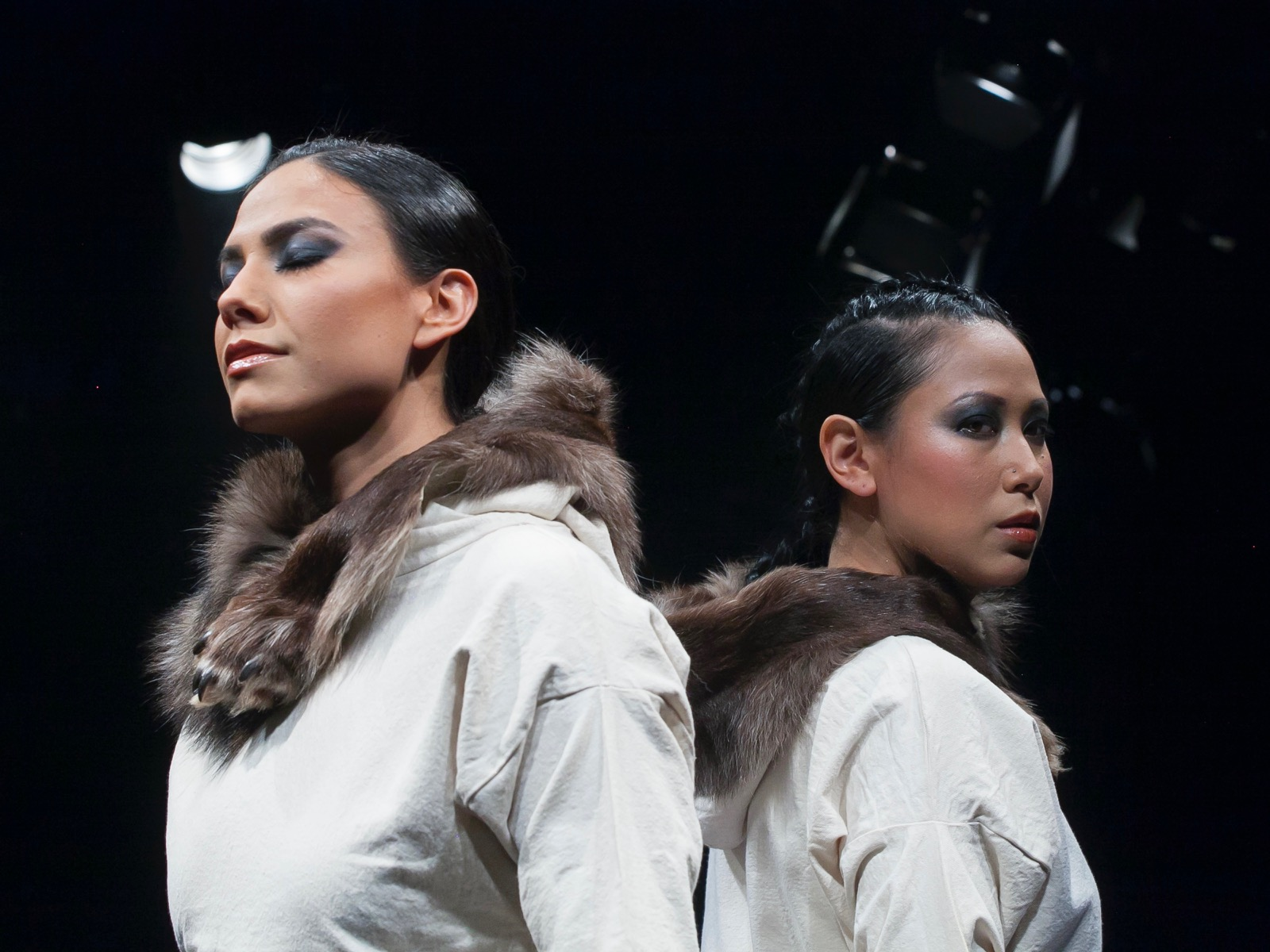 Riley Kucheran: Indigenous artists shine at inaugural fashion event