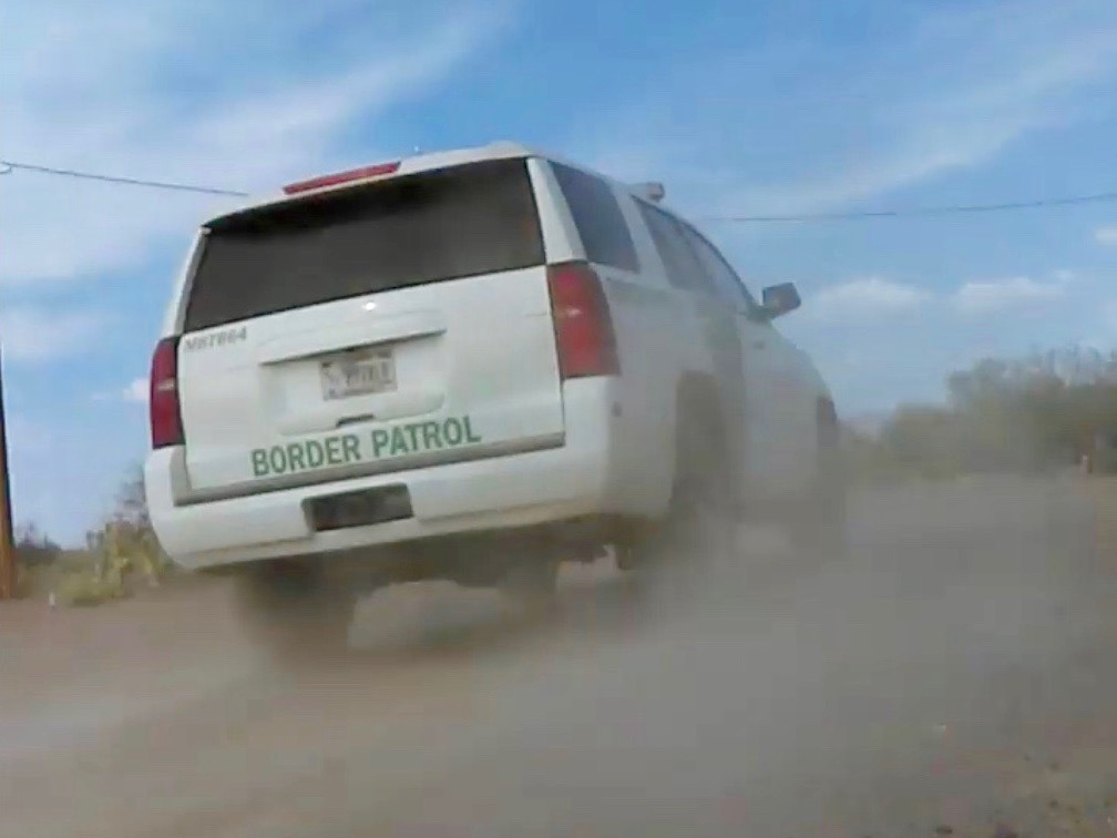 'They ran me over, bro': Tohono O'odham Nation investigates Border Patrol incident