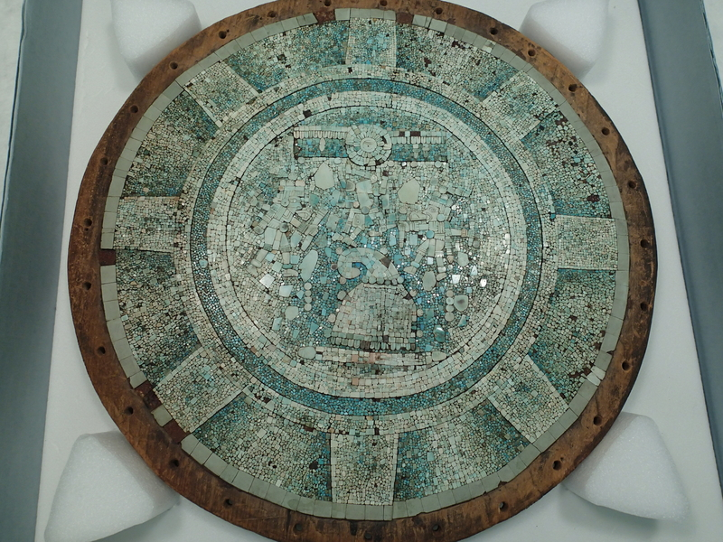 Study questions American origin of turquoise found at sites in Mexico