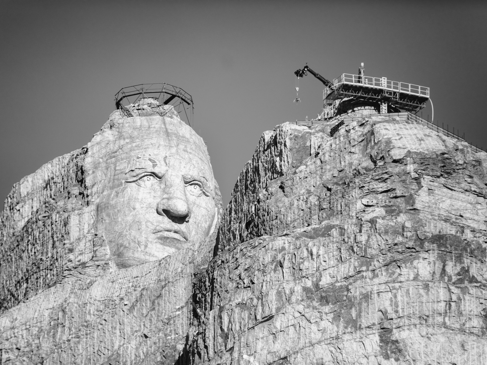 Tim Giago: Not all Lakota people are happy with the 'memorial' to Crazy Horse