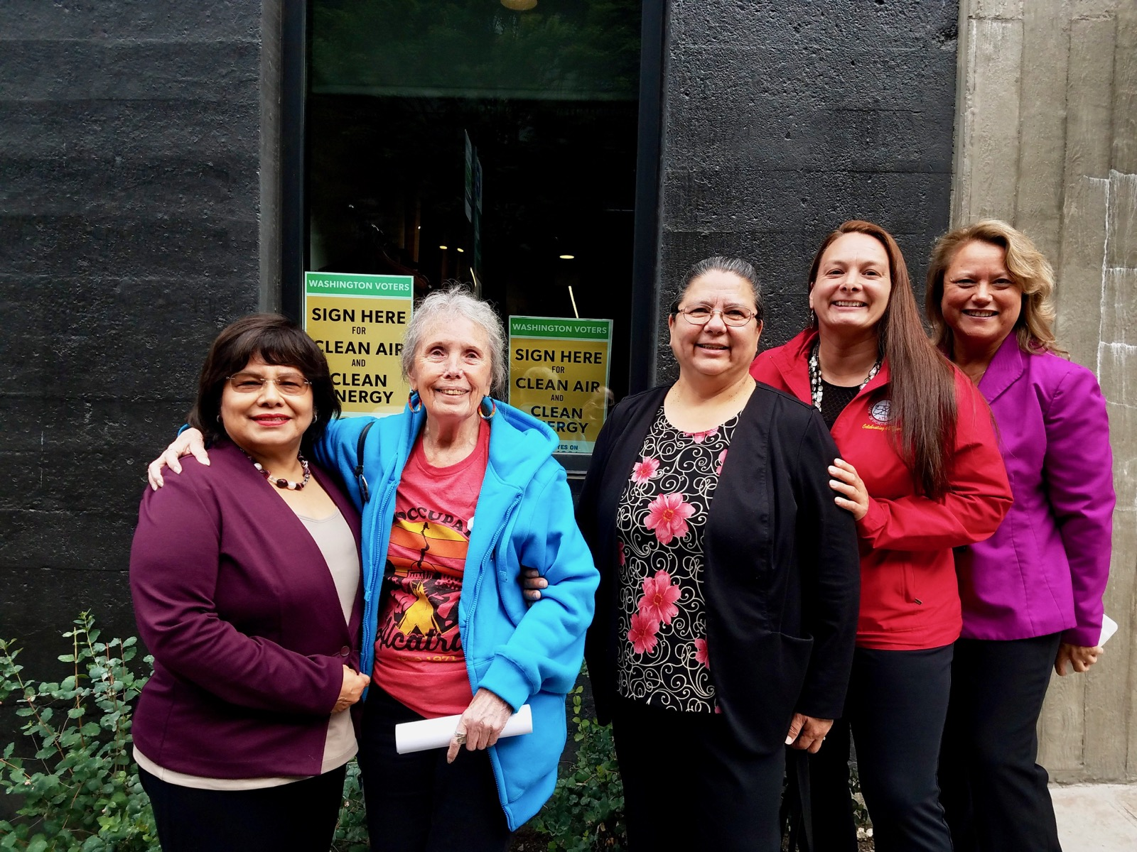 Tribal leaders step up to hold corporations accountable for climate change