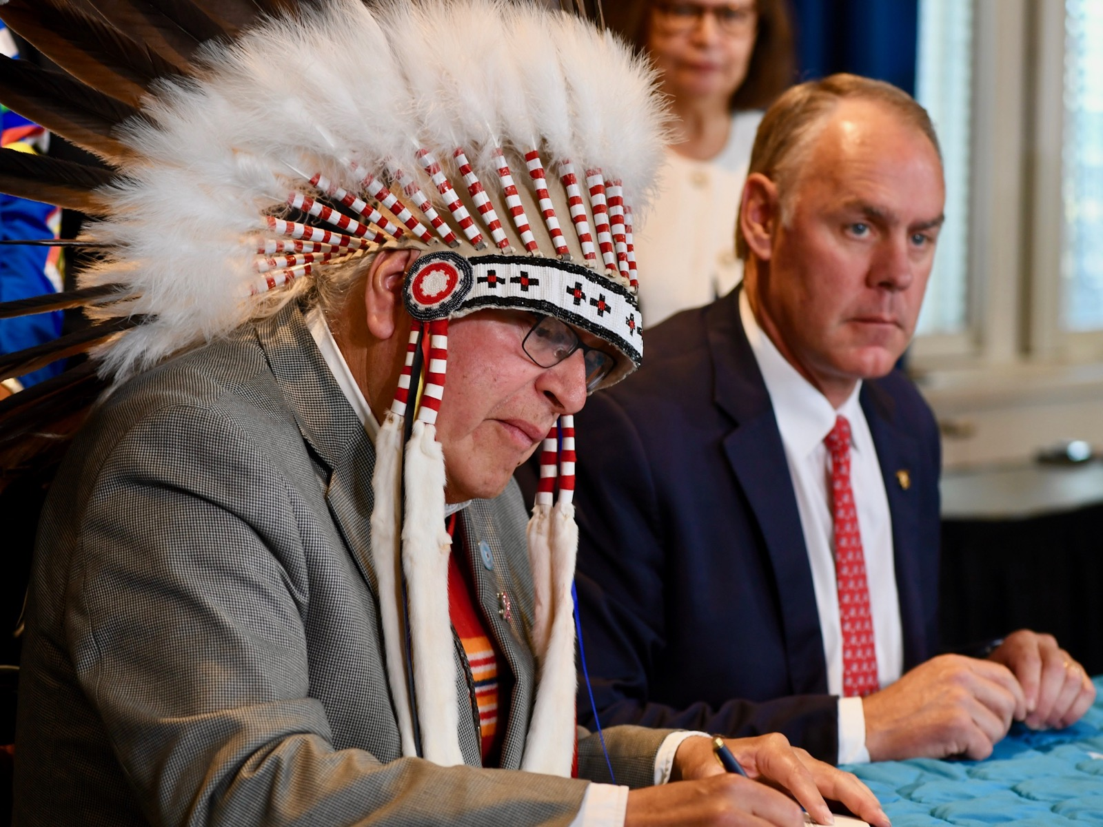 Judge restores drilling leases on sacred Blackfeet Nation land