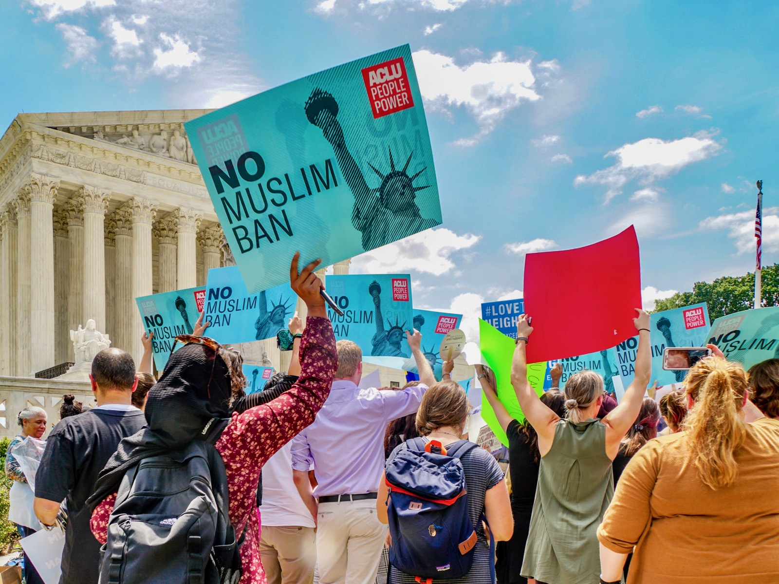 'Bigotry hook, line, and sinker': Supreme Court backs Trump's travel ban