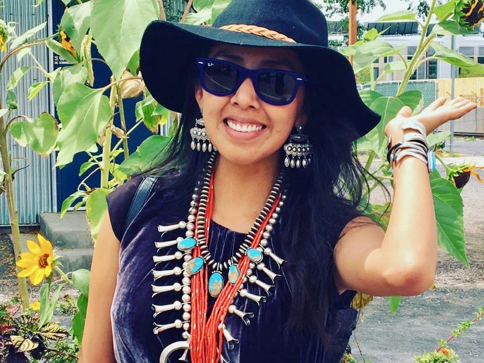 Former Miss Indian New Mexico was told she'd be 'deported' by security guard