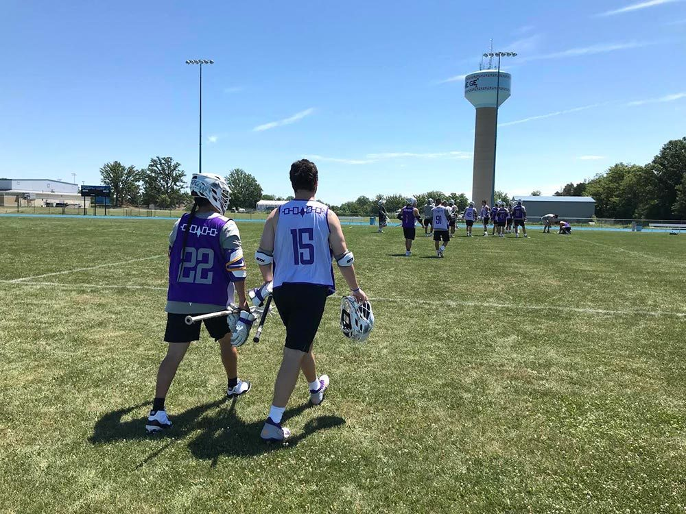 Doug George-Kanentiio: Iroquois lacrosse team faces pressure on world stage
