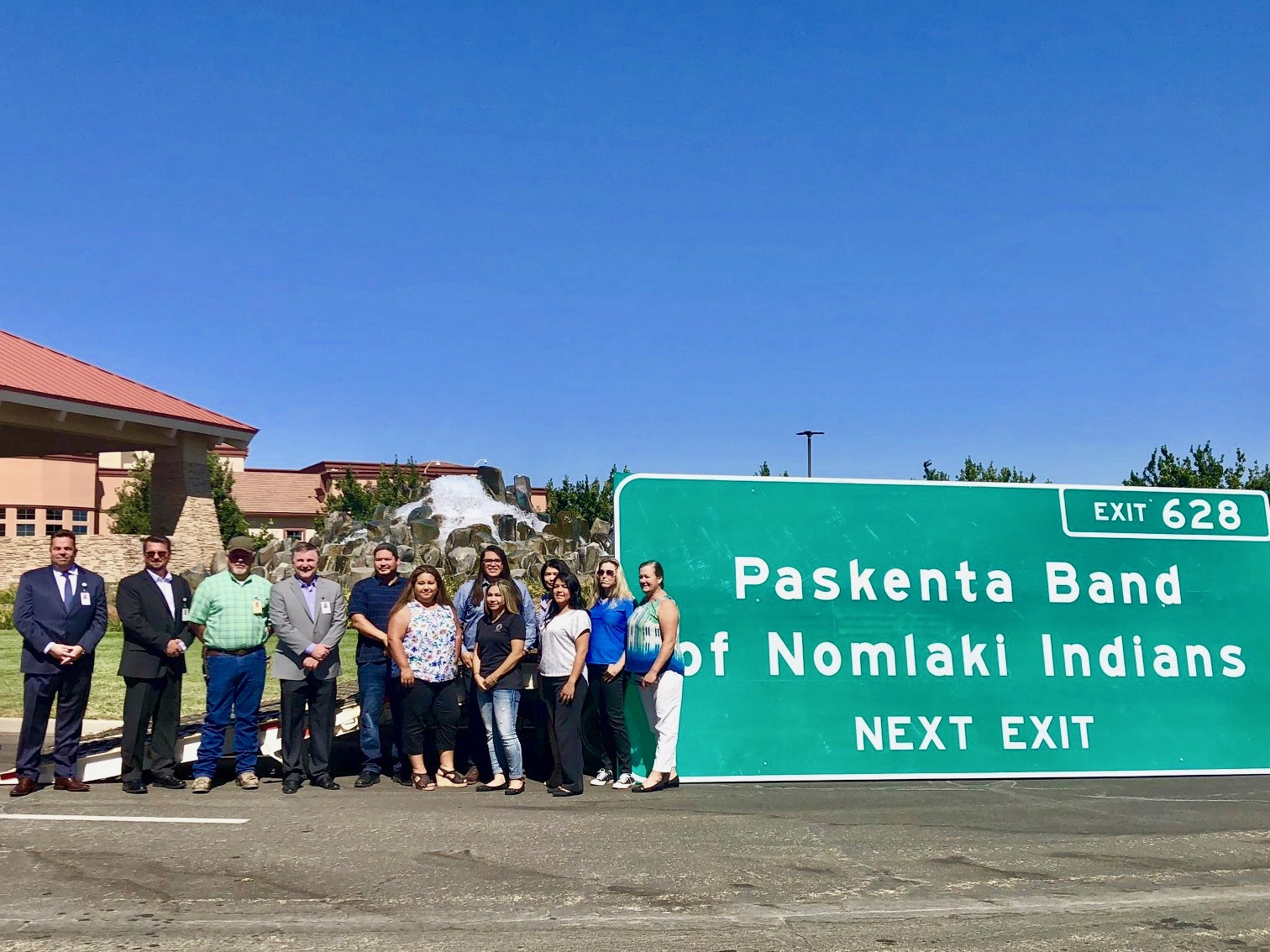 'The reservation is our homeland': Paskenta Band dedicates highway signs