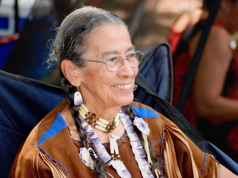 Narragansett Tribe mourns loss of matriarch Eleanor Spears Dove
