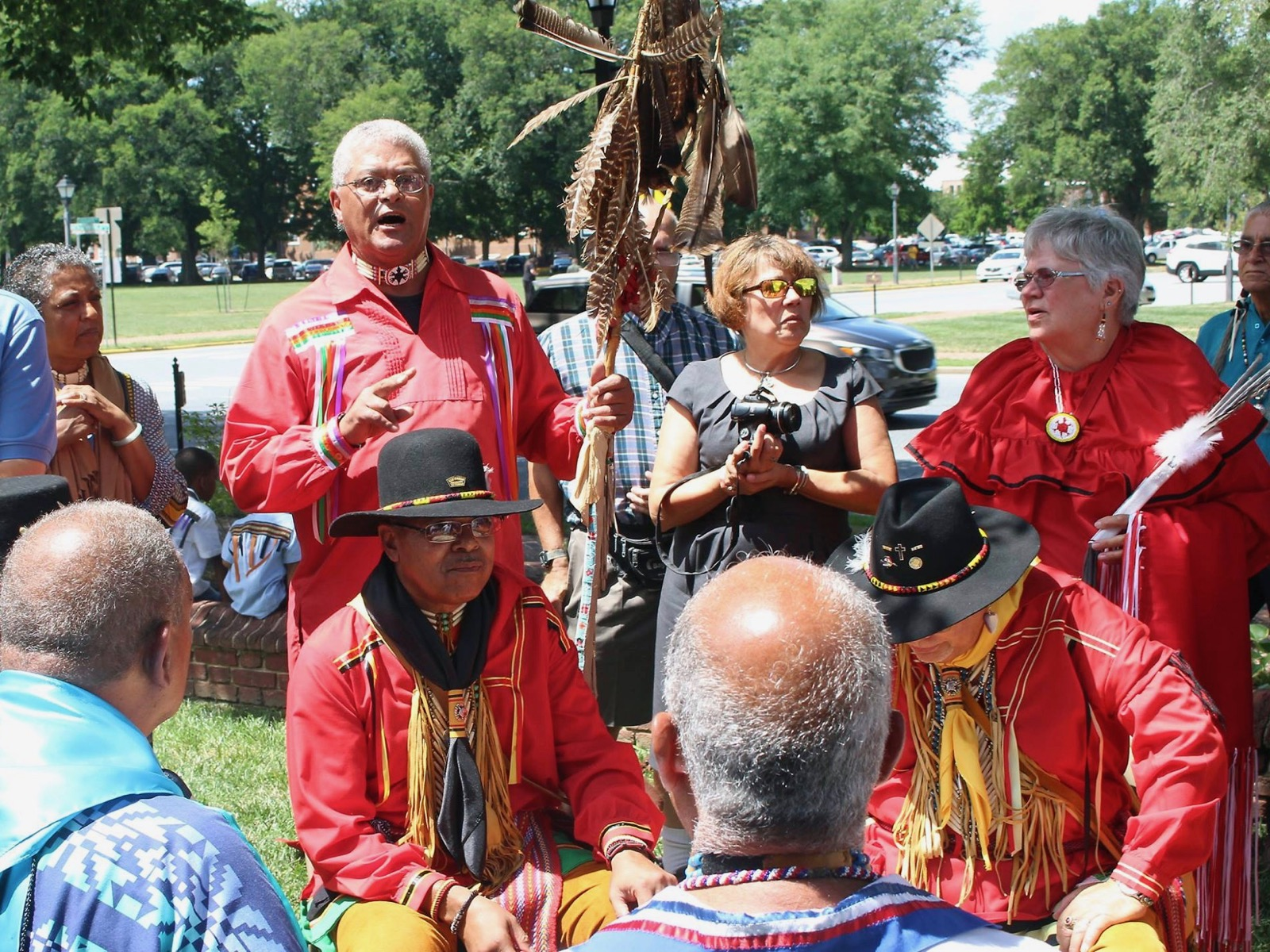 Lenape Tribe seeks to reclaim site of historic school in Delaware