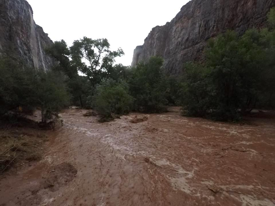Havasupai Tribe declares disaster after flooding hits popular spot