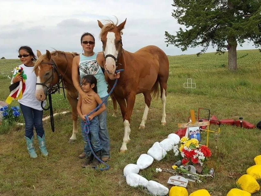 'That horse saved my life': Former addict turns to beloved animal for recovery