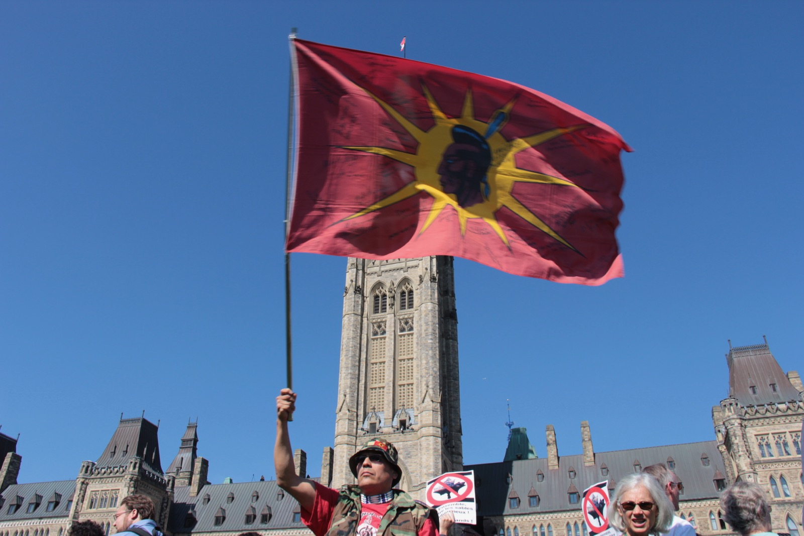 Doug George-Kanentiio: Foreign governments trample on Mohawk sovereignty