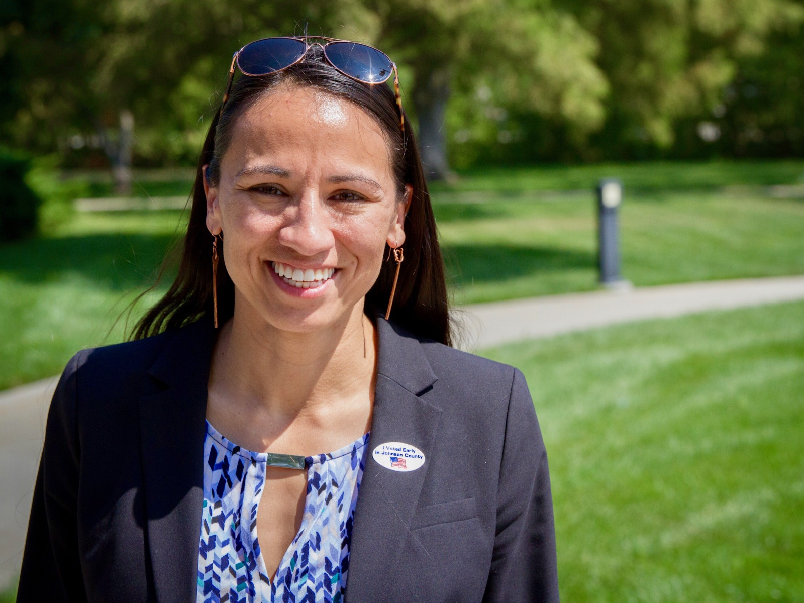 Another Native woman advances in historic year for Native candidates