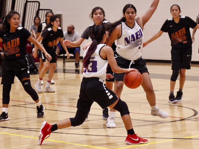 'It brings all these teams together': Native basketball builds bridges