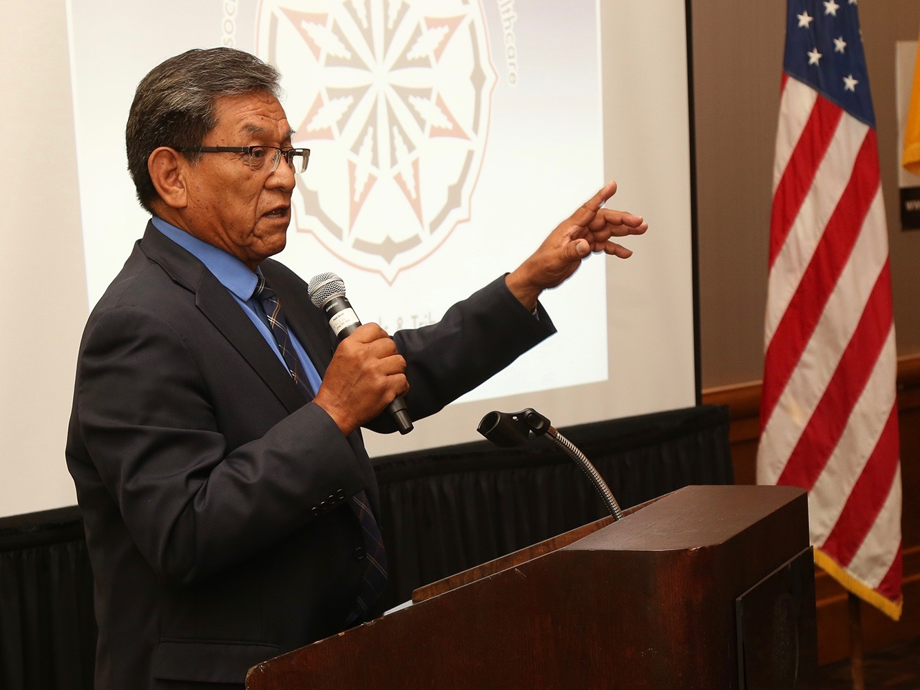 Voters narrow down field for Navajo Nation's highest office