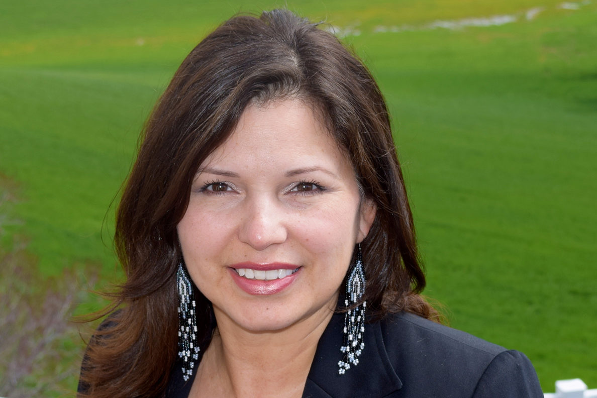 Zoe Higheagle Strong named to Washington State University tribal position