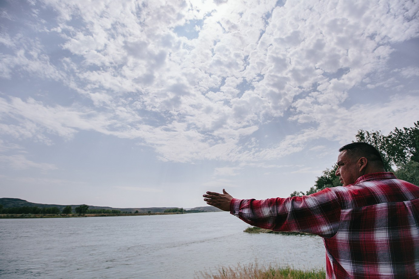 'We're just outnumbered and out-moneyed': Fort Peck Tribes fight Keystone XL
