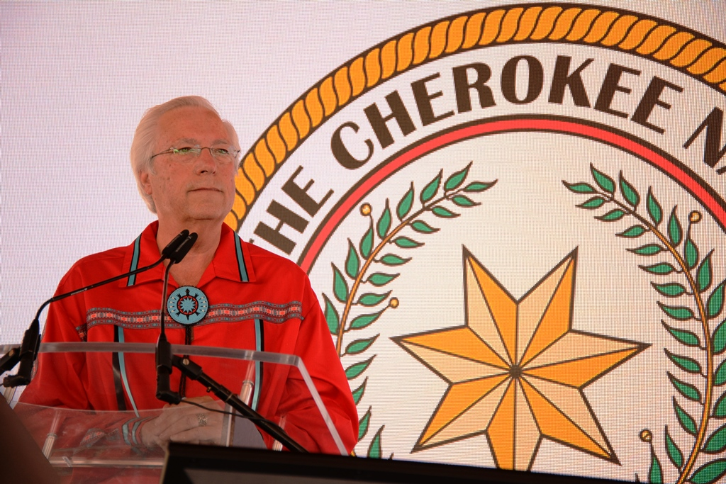 Bill John Baker: Cherokee Nation shares story of our survival