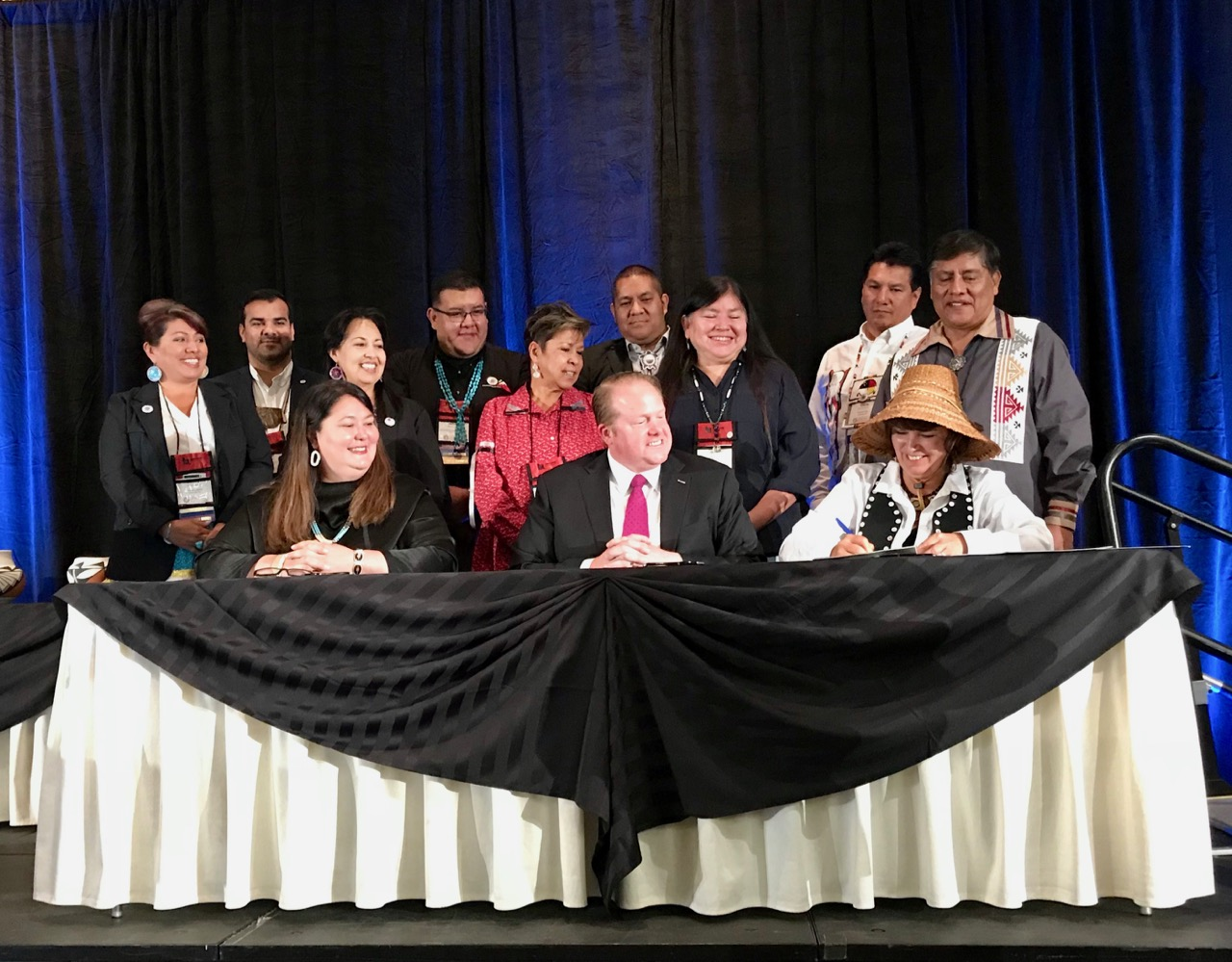 American Indian Alaska Native Tourism Association opens conference