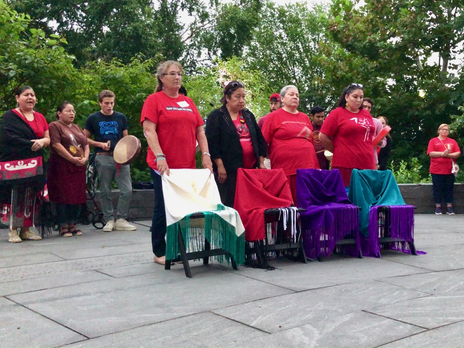 Deleana OtherBull: Native women deserve to be safe