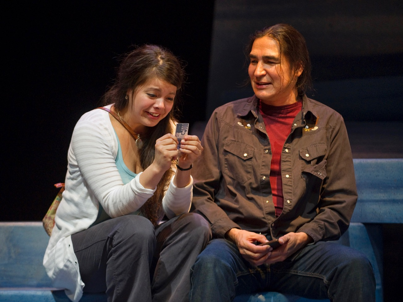 Ginny Ratsoy: Indigenous playwrights need more support