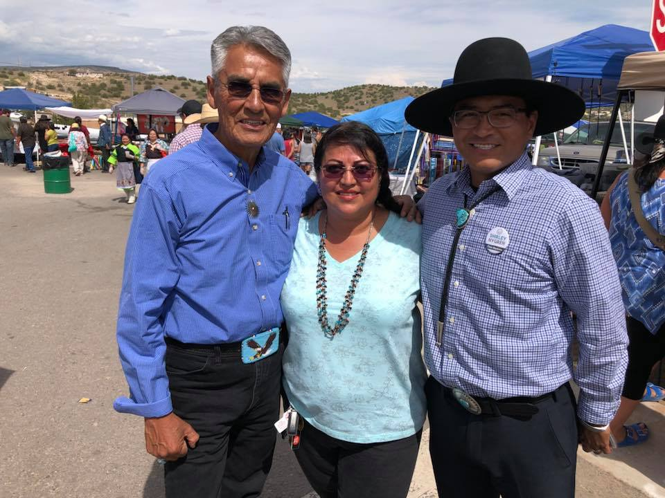 Complaints filed against Navajo Nation presidential candidates