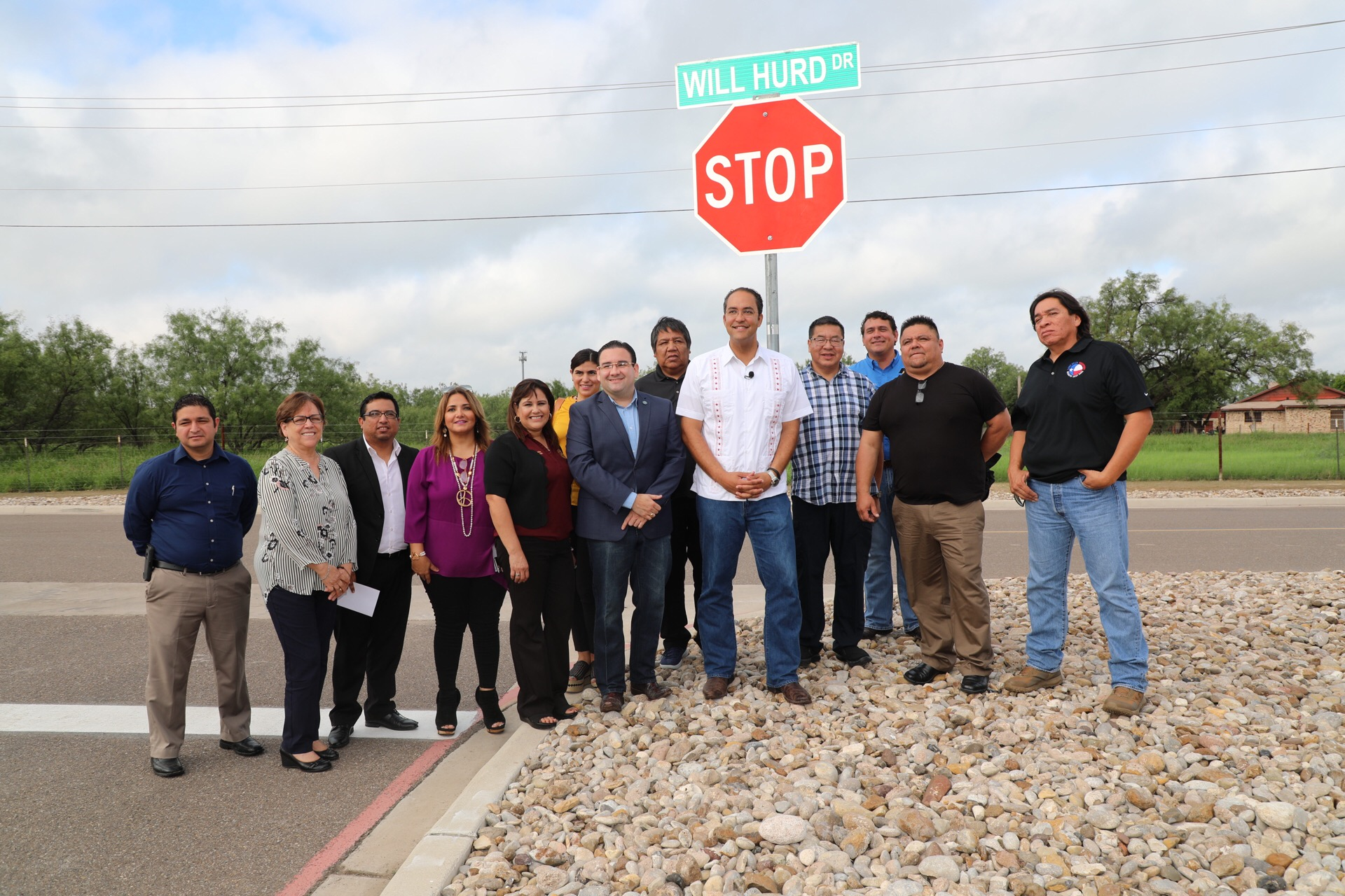 Kickapoo Tribe welcomes member of Congress to reservation