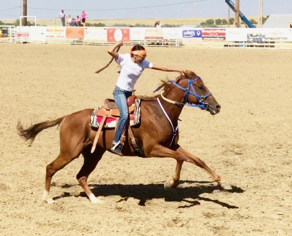 Born to Ride: Young Lakota horse racer heads to championship