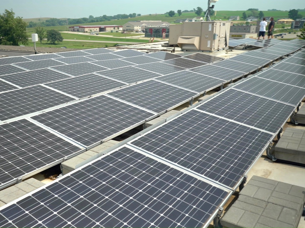 Winnebago Tribe doubles investment in solar energy on