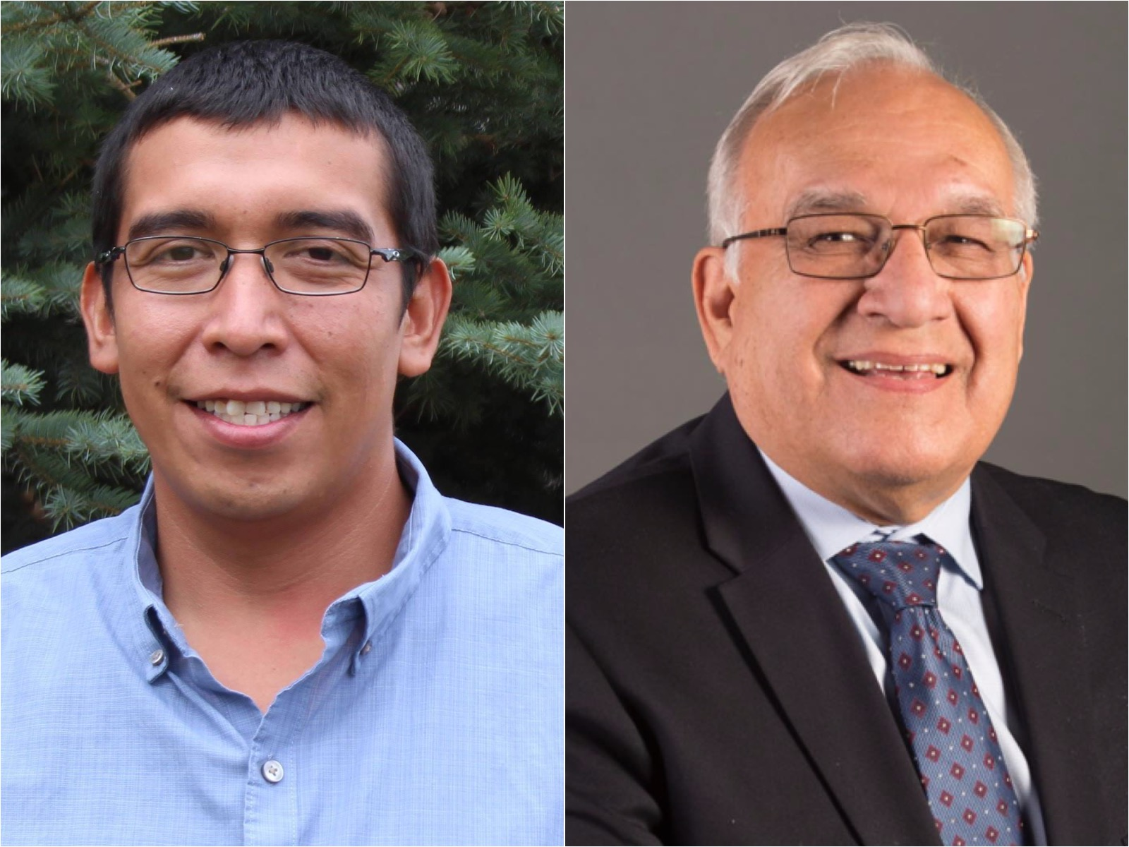 Two newcomers vie for leadership of Oglala Sioux Tribe