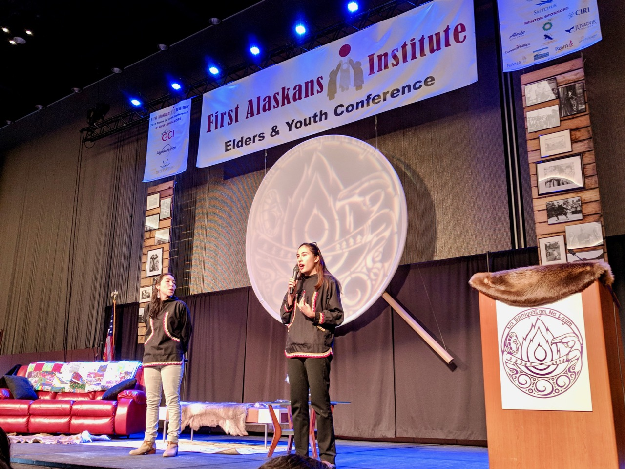 Native elders and youth gather for annual conference in Alaska