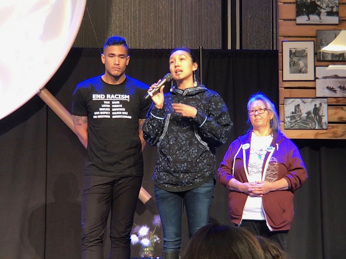 'You are beautiful. You are strong': Elders and youth wrap up conference