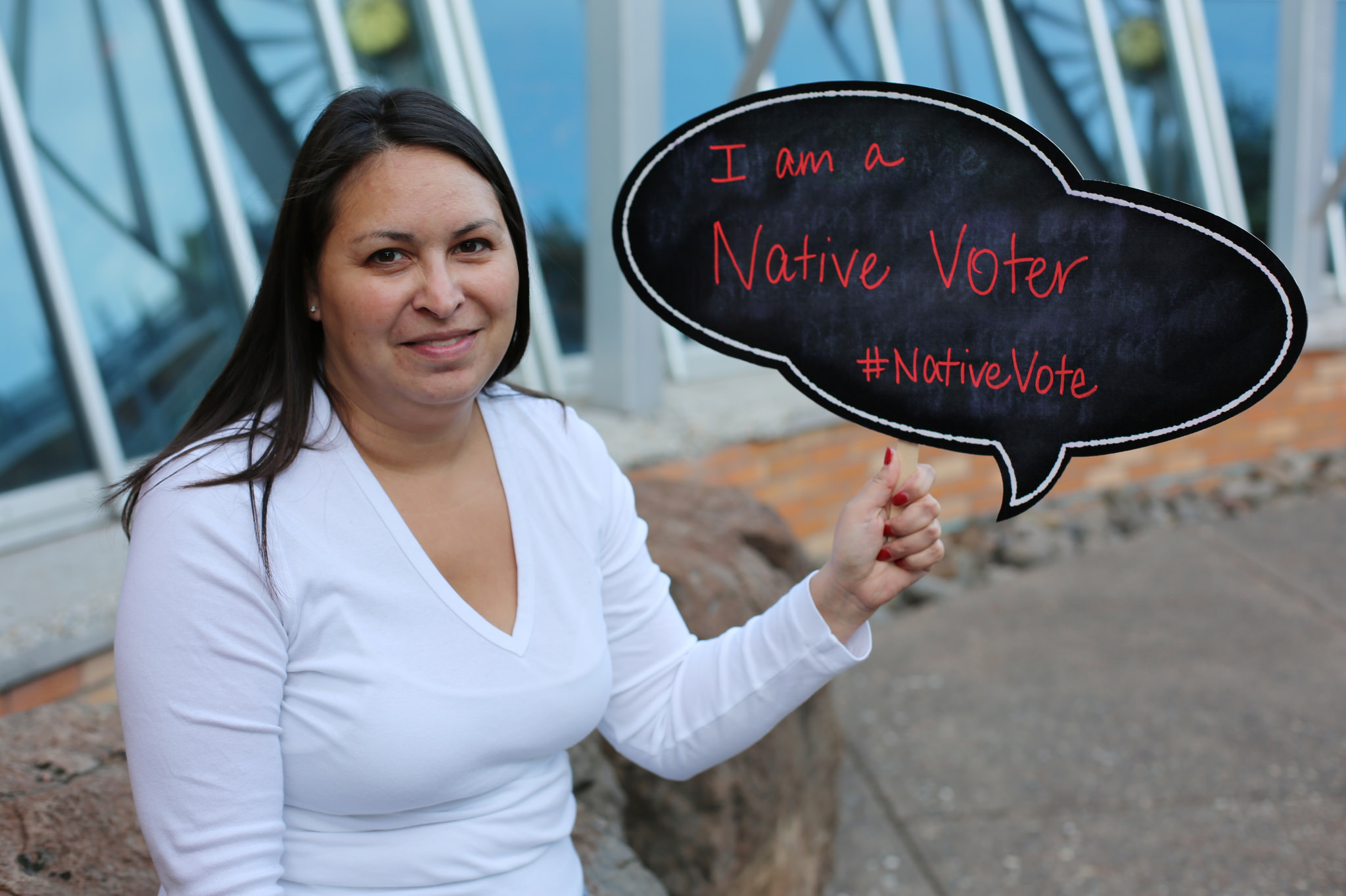 5 obstacles for Native voters in the November midterms