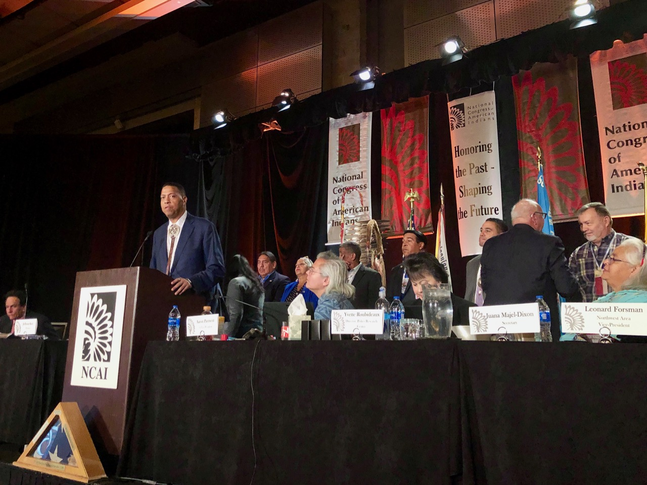National Congress of American Indians unites in face of termination threat