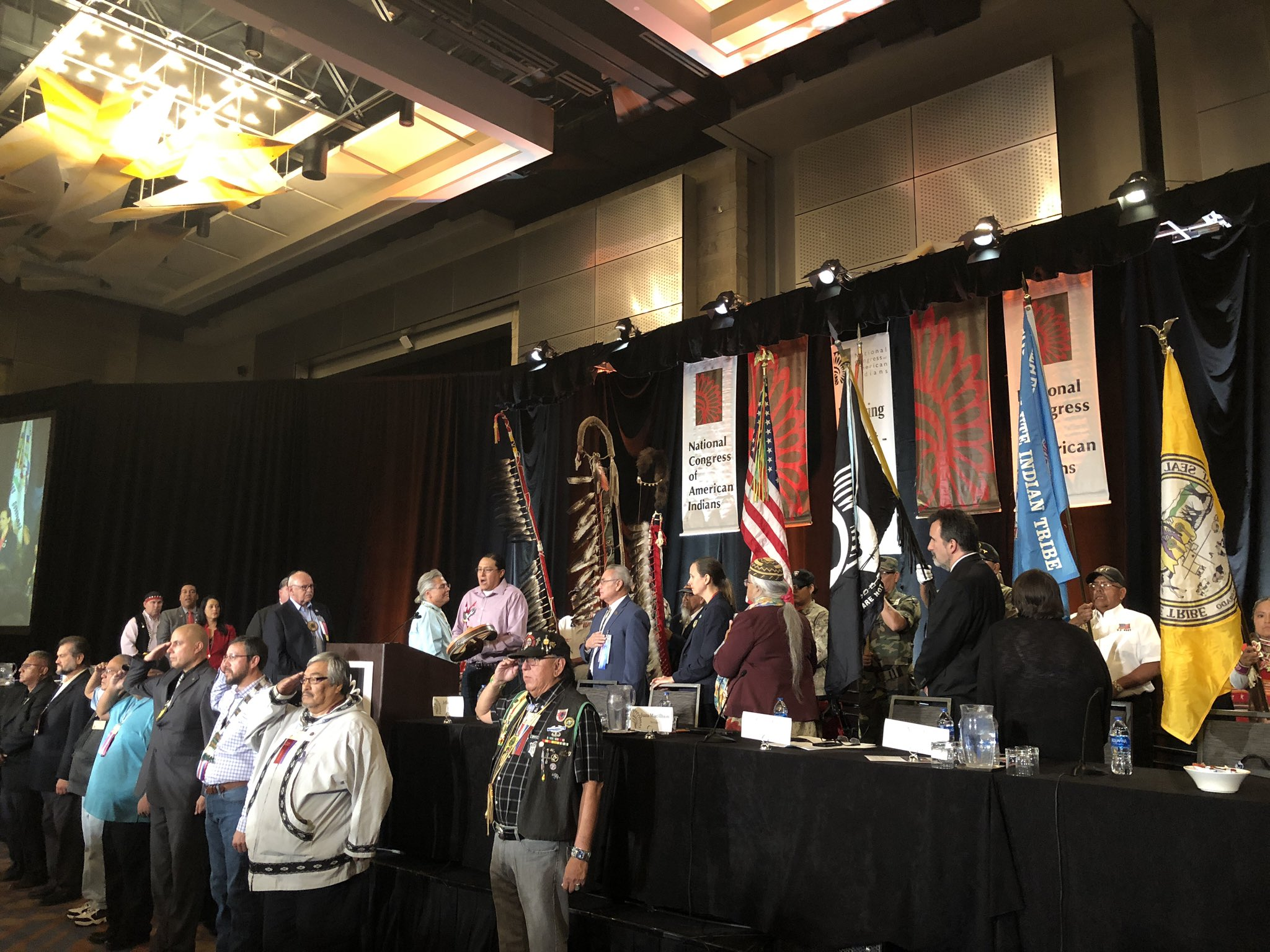 Recap: Day 1 of National Congress of American Indians #NCAI75