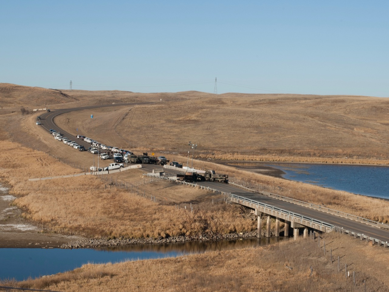 Standing Rock citizens sue county over #NoDAPL road blockade