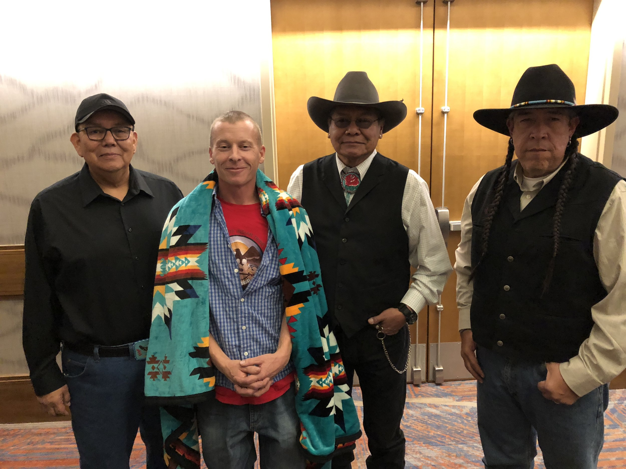Ute Tribe welcomes return of ancestral land in Colorado