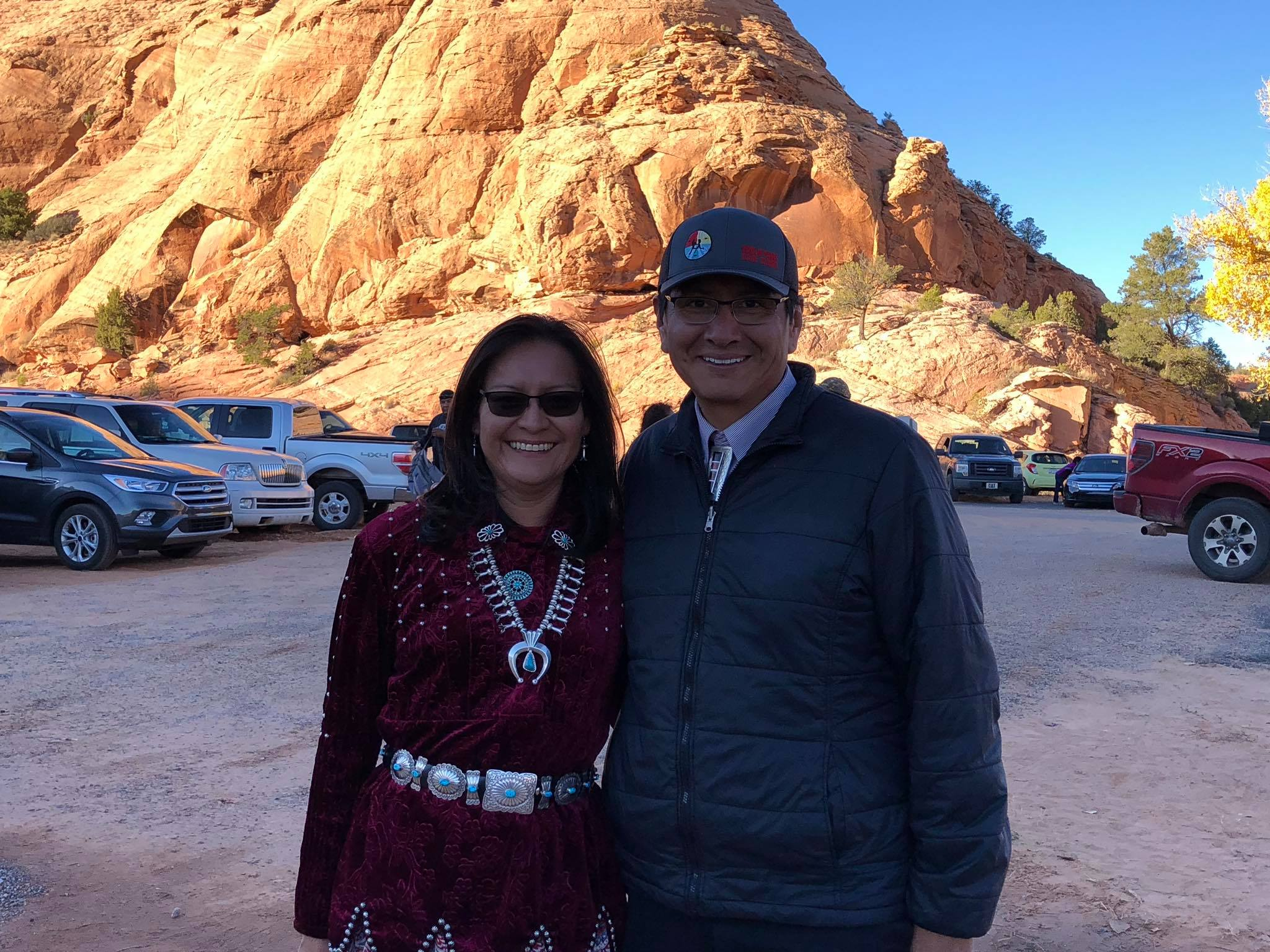 Jonathan Nez wins election as president of Navajo Nation