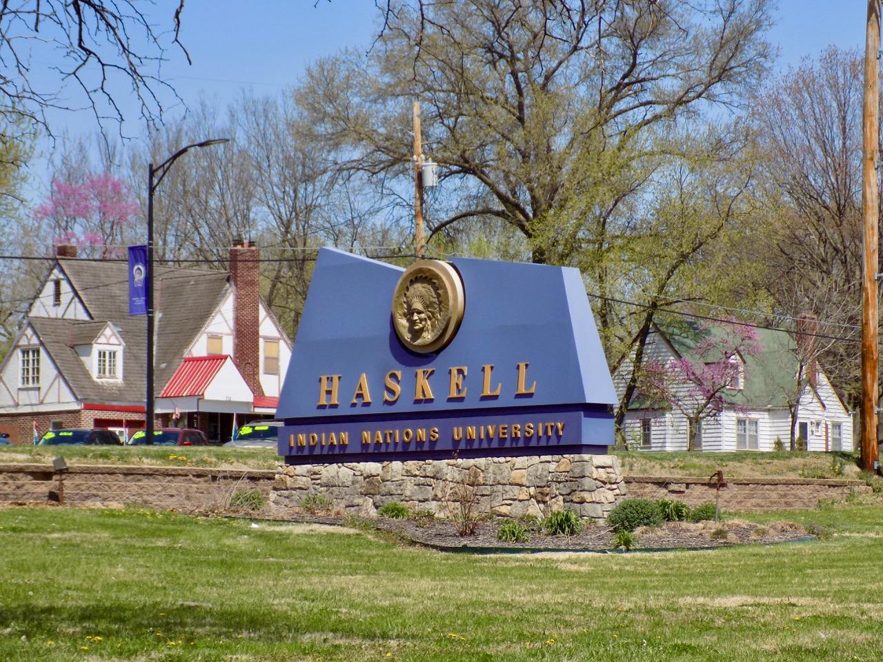 Embattled president of Haskell University remains on campus despite 'abusive' behavior