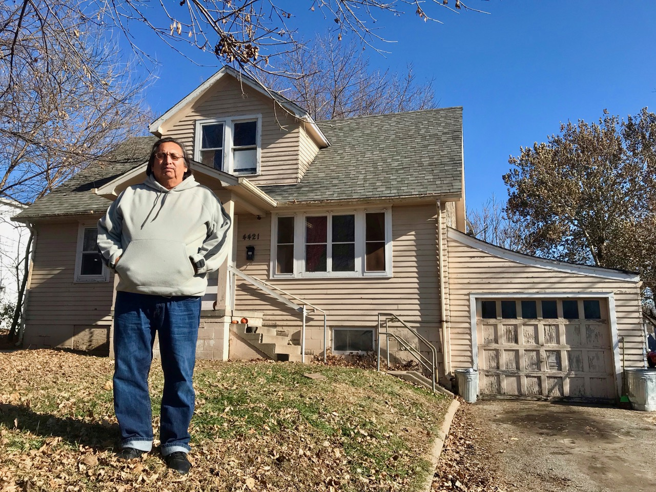 'They have no heart': Native veteran being forced out of his home