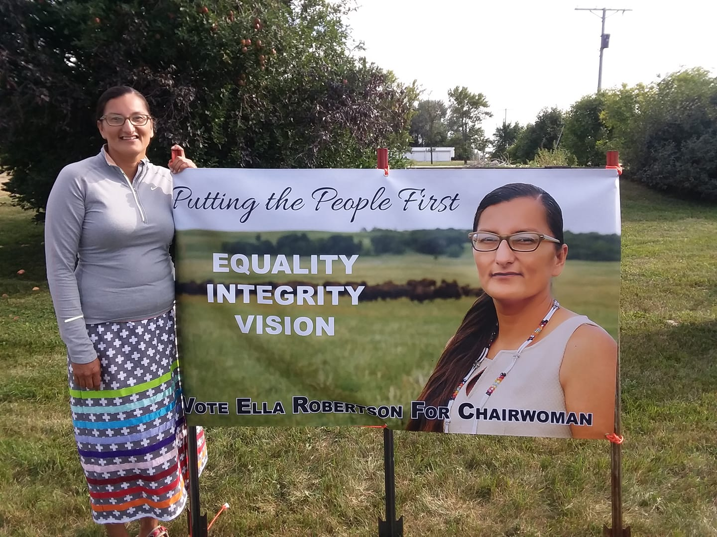 Native Sun News Today: Sisseton Wahpeton Oyate elects woman as chair