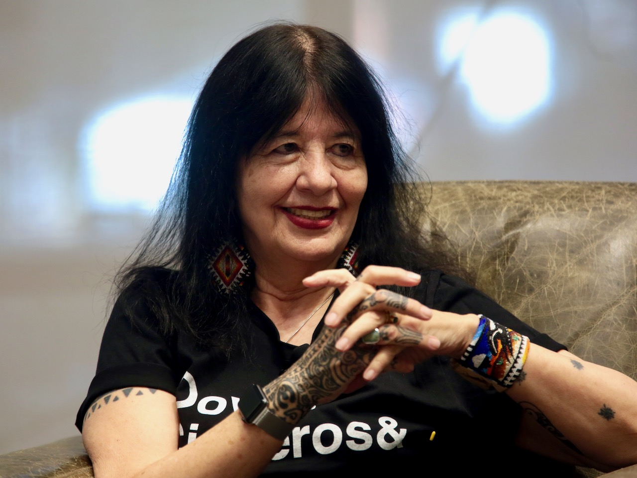 Library of Congress names Joy Harjo as first Native U.S. Poet Laureate