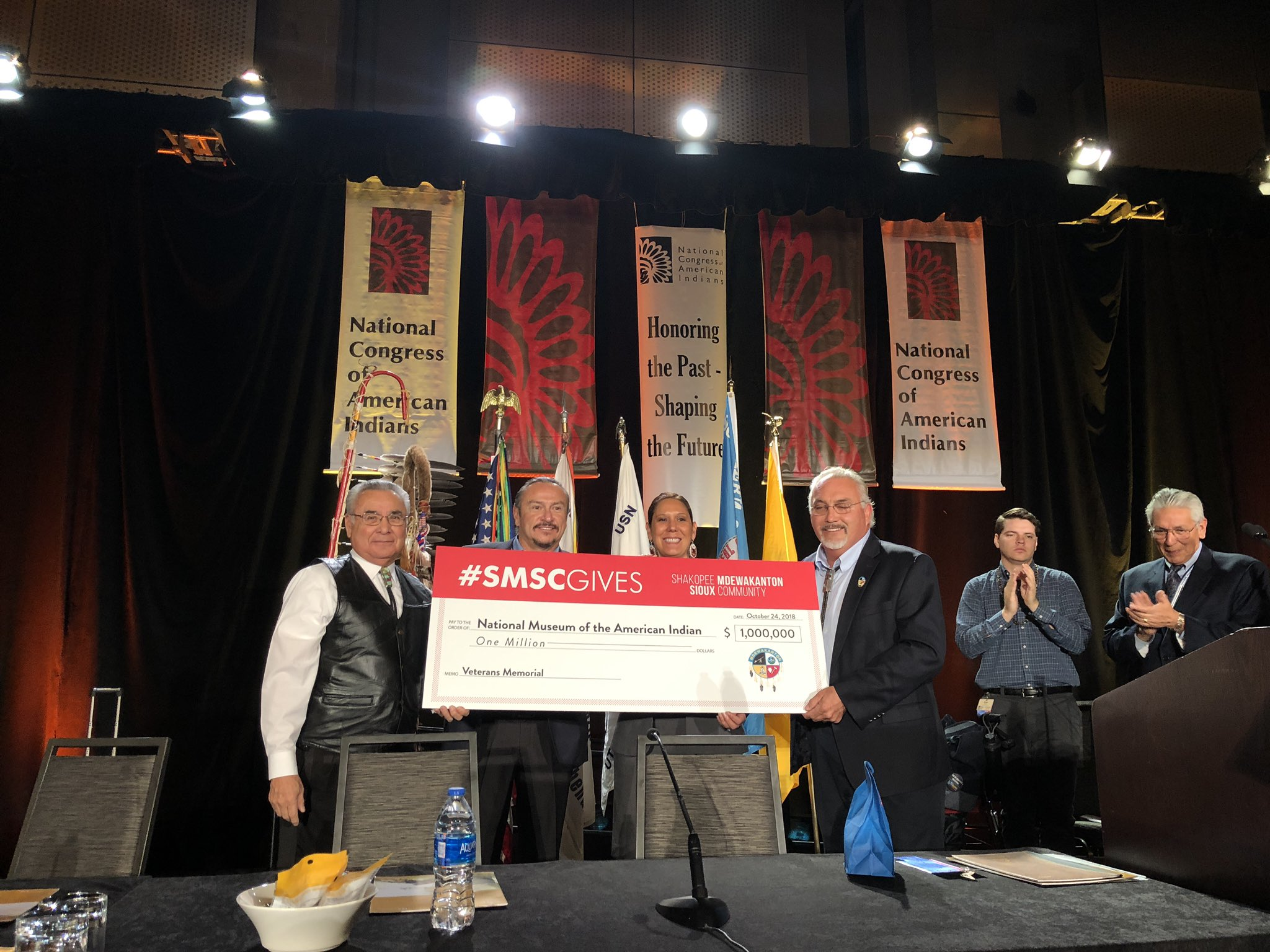 Shakopee Tribe donates more than $5 million to Indian Country