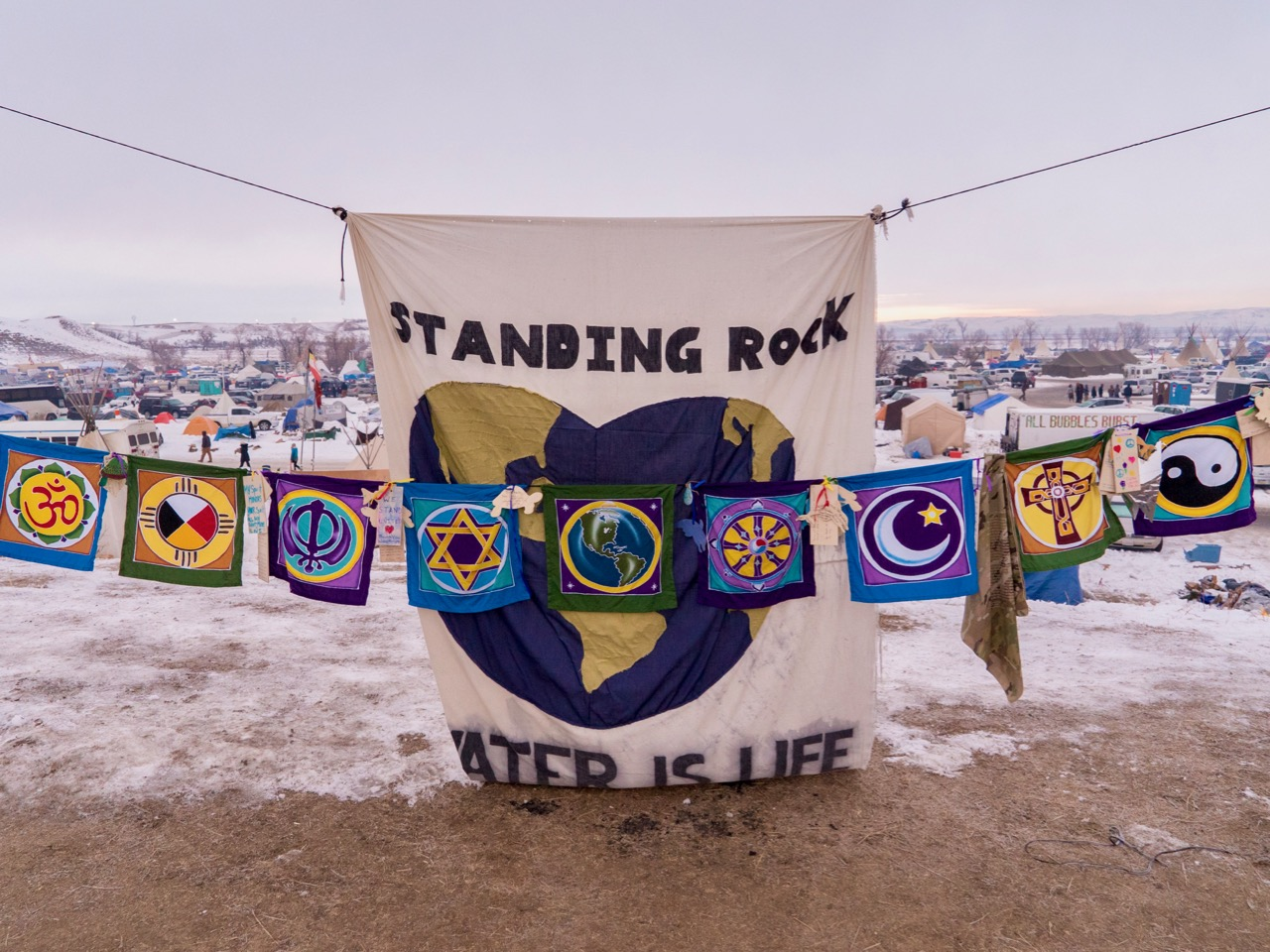YES! Magazine: How Standing Rock changed one doctor's life