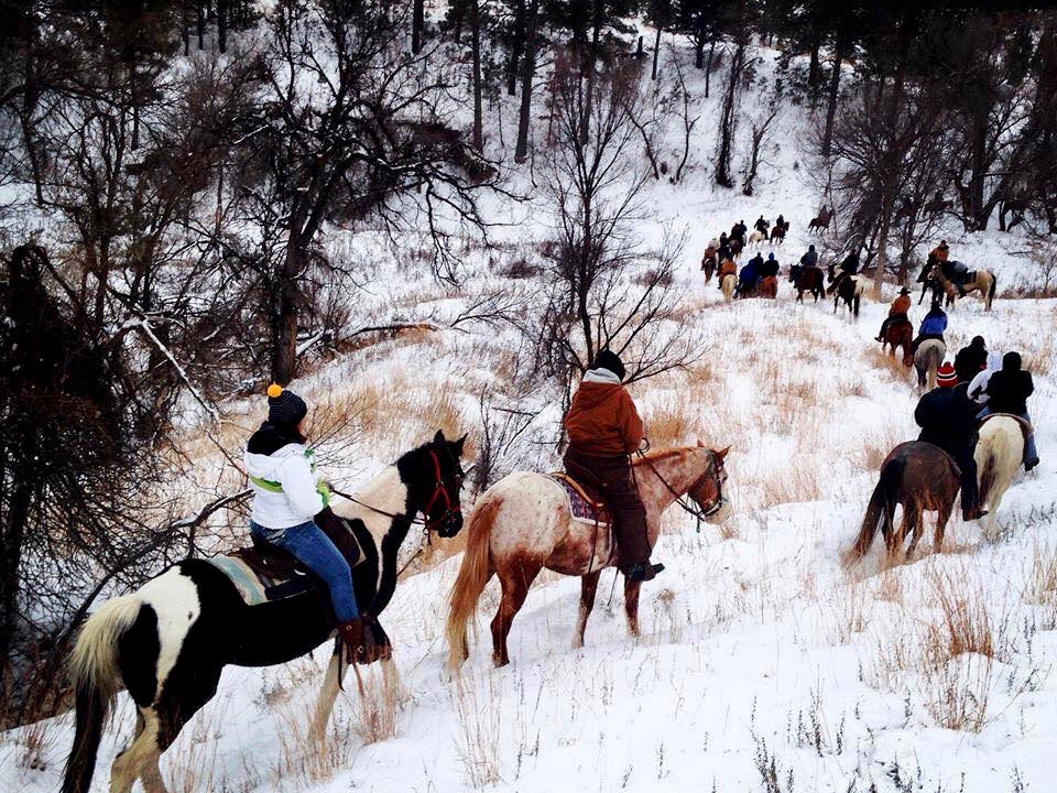 Remembering the Big Foot Riders on anniversary of massacre at Wounded Knee