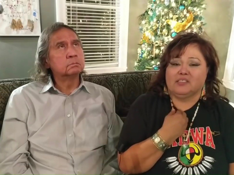 Video: Mother of Native man who died after police encounter speaks