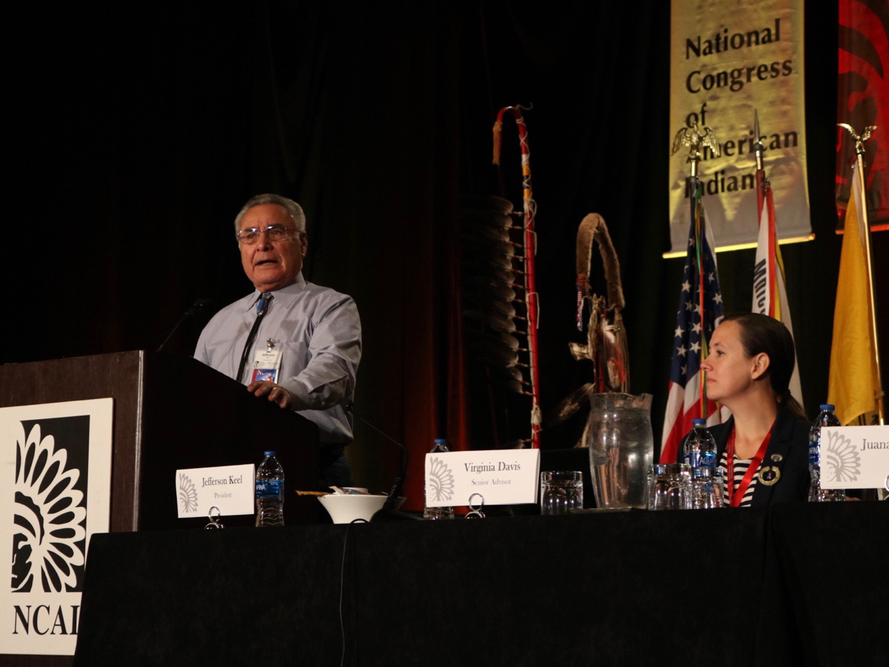 National Congress of American Indians loses more women staffers