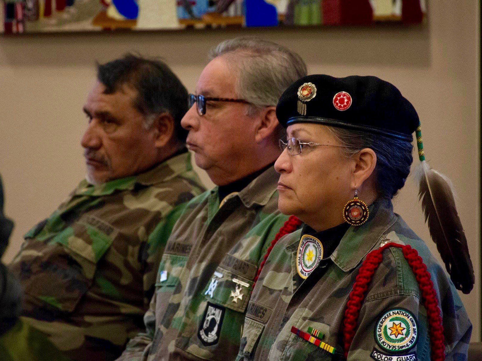 Bill John Baker: Cherokee Nation continues to support veterans